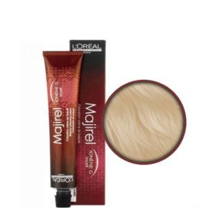 Крем-краска L'Oreal Professionnel Majirel 10 1/2 Очень-очень светлый блондин на 1/2 тона светлее чем 10